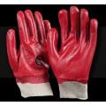 Перчатки маслобензостойкие манжета