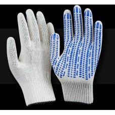 Рабочие перчатки ХБ 10 класс 5 нитей Люкс Протектор
