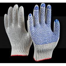 Рабочие перчатки ХБ 7,5 класс 3 нити Точка